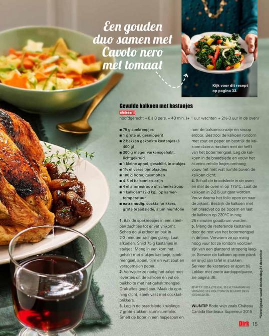 Dirk Tijdschrift December 2017 Pagina 14 15